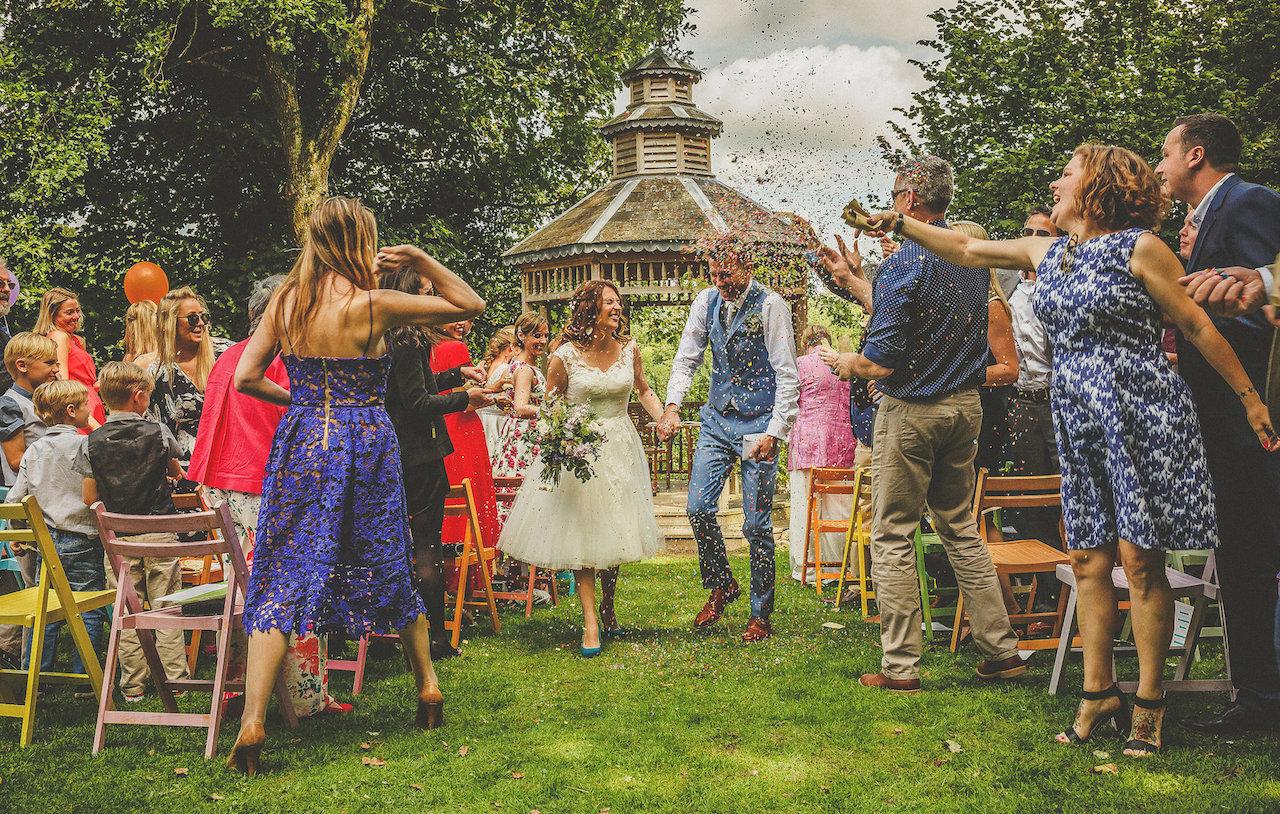 Weddings at Colehayes Park