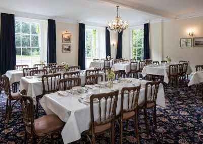 Colehayes Park - Manor House - Dining Room
