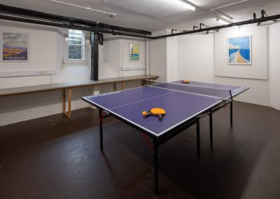 Colehayes Park - Manor House - Table Tennis Room