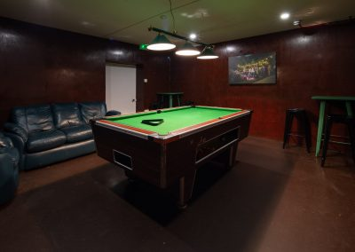 Colehayes Park - Manor House - Pool Table Room